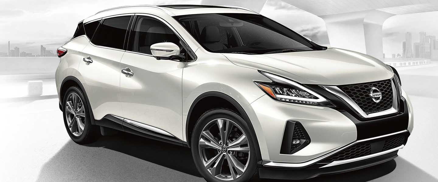 explore the 2020 nissan murano suv lineup | premier nissan