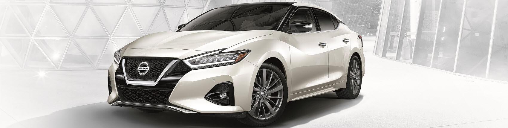 2020 Nissan Maxima White