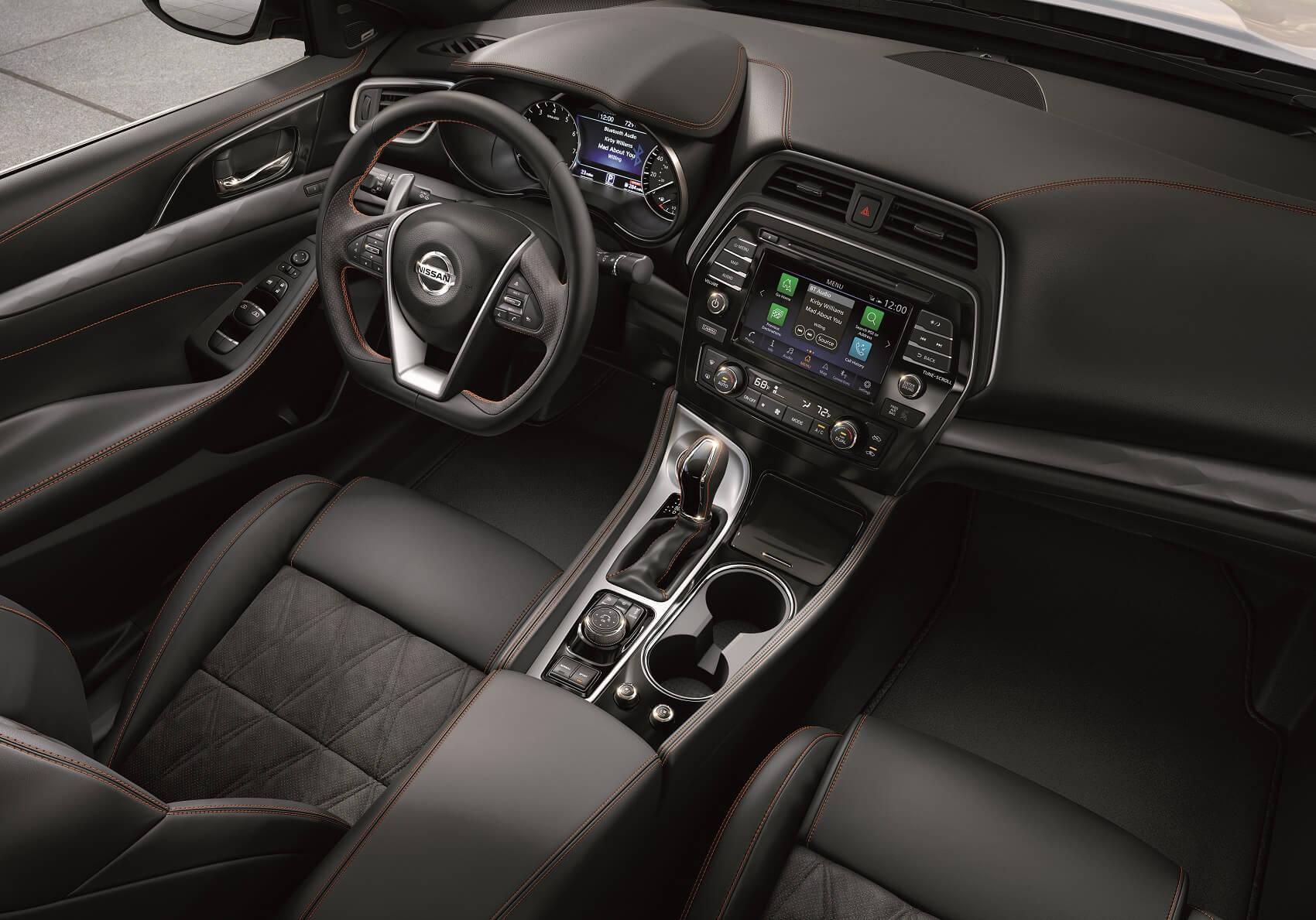 Nissan Maxima Interior Space