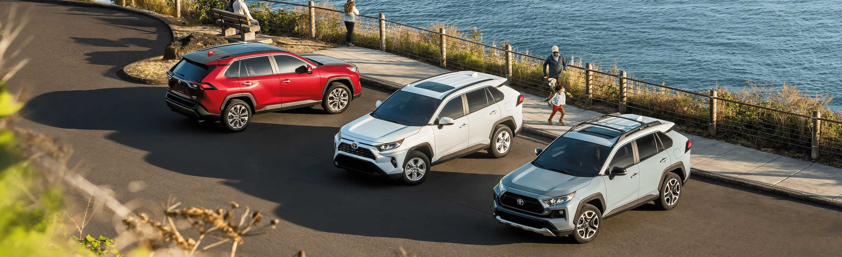 2020 Toyota RAV4 SUVs in Pleasant Hills, PA, at Ken Ganley Toyota