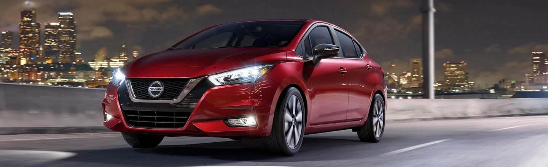 2020 Nissan Versa Premier Nissan San Jose
