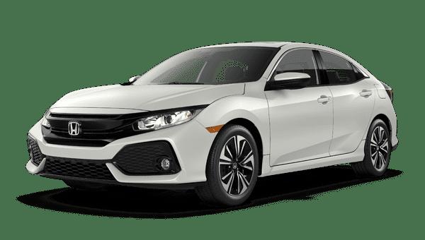 Honda Civic Hatchback EX