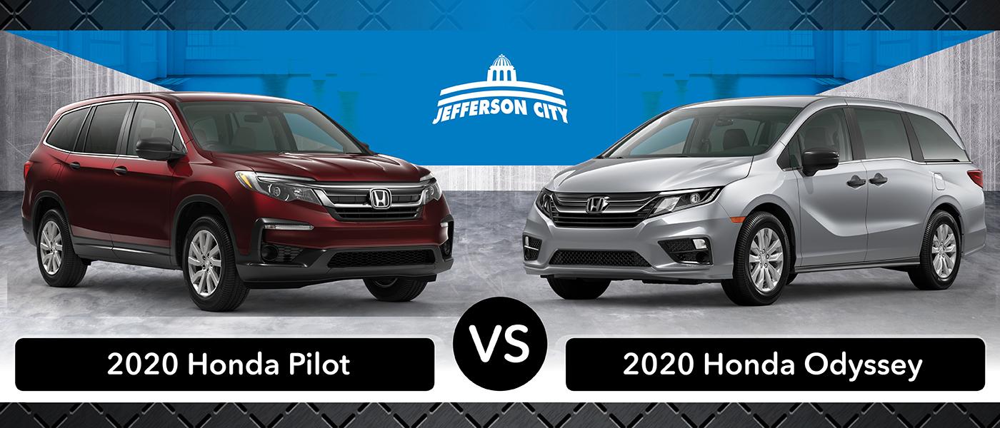 Honda Odyssey 2019 Vs 2021 Rumors