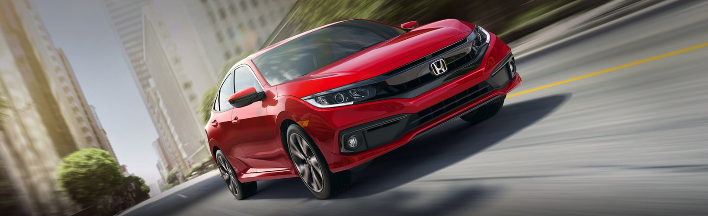Meet The 2020 Honda Civic Sedan At Our Fishers, IN, Auto Dealer