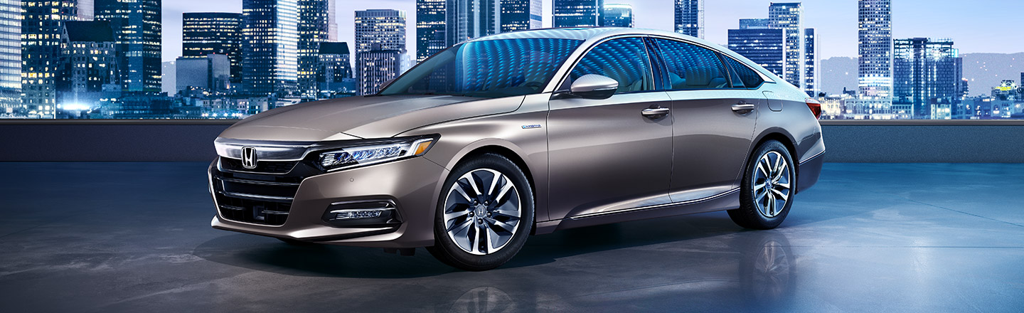 Shop The 2020 Accord Hybrid Lineup At Our Fishers, IN, Honda Dealer