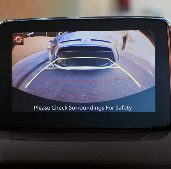 rear view backup camera