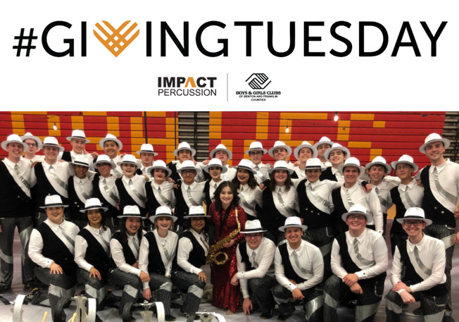 IMPACT Percussion Giving