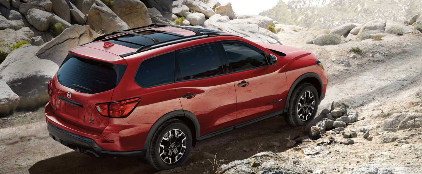 2020 Nisan Pathfinder Features
