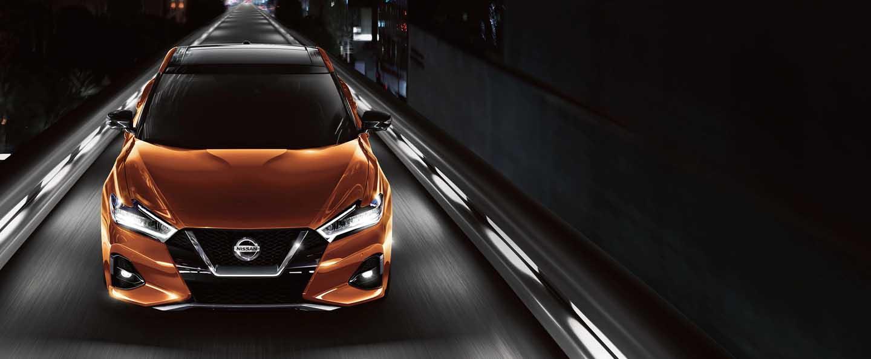 2020 Nissan