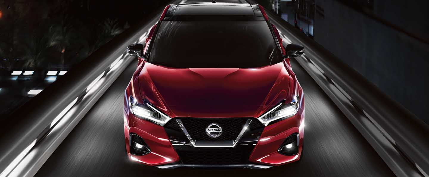 2020 Nissan car features