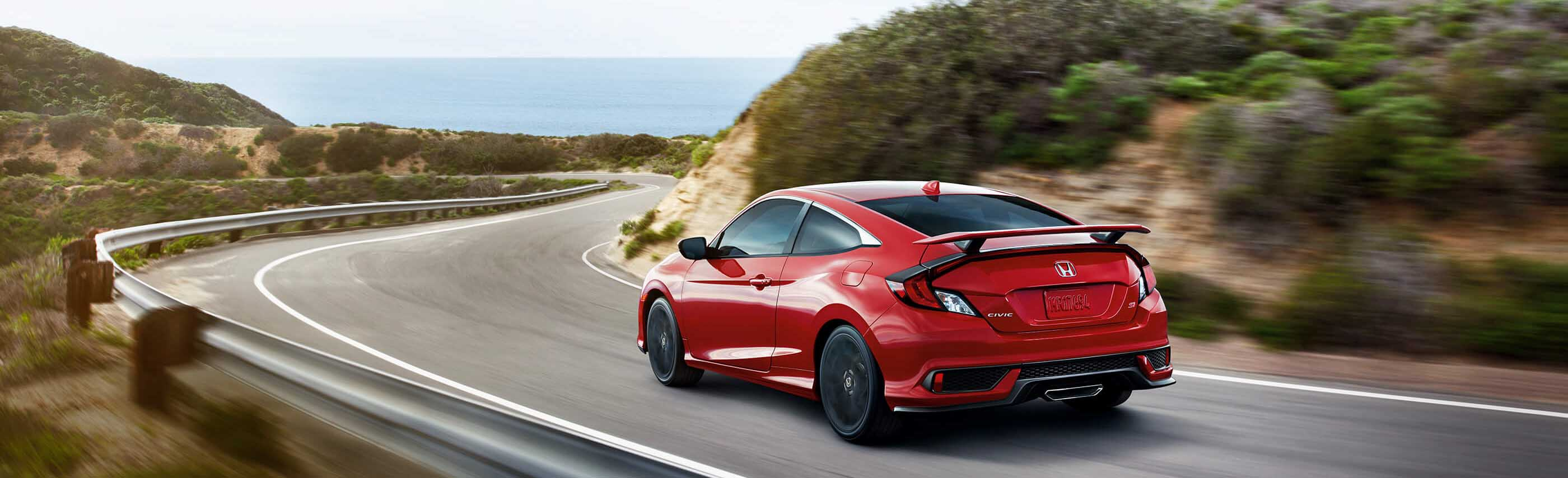 Snag A 2020 Civic Si Coupe From Our Corpus Christi, Texas, Honda Dealer