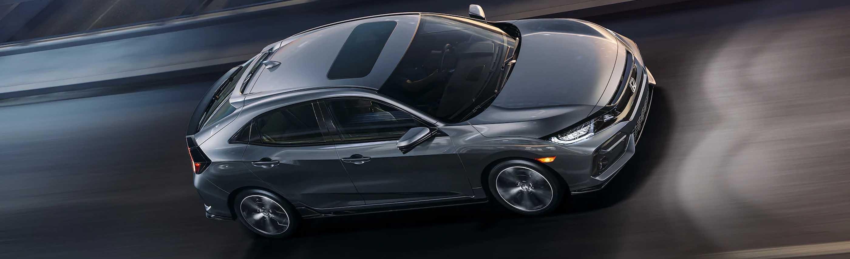 Snag A 2020 Civic Hatchback From Our Corpus Christi, Texas, Honda Dealer
