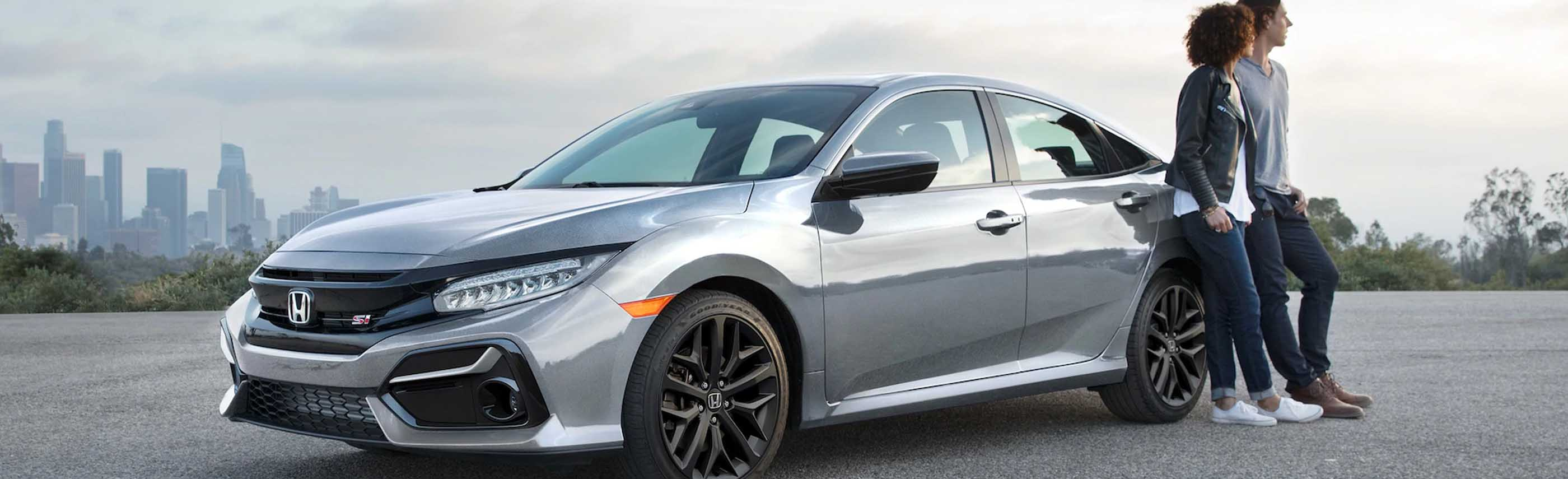Snag A 2020 Civic Si Sedan From Our Corpus Christi, Texas, Honda Dealer