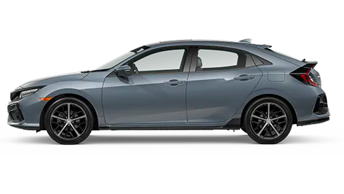 Honda Civic Hatchback Sport 6-speed manual
