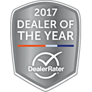 Dealer Rater Award Logo
