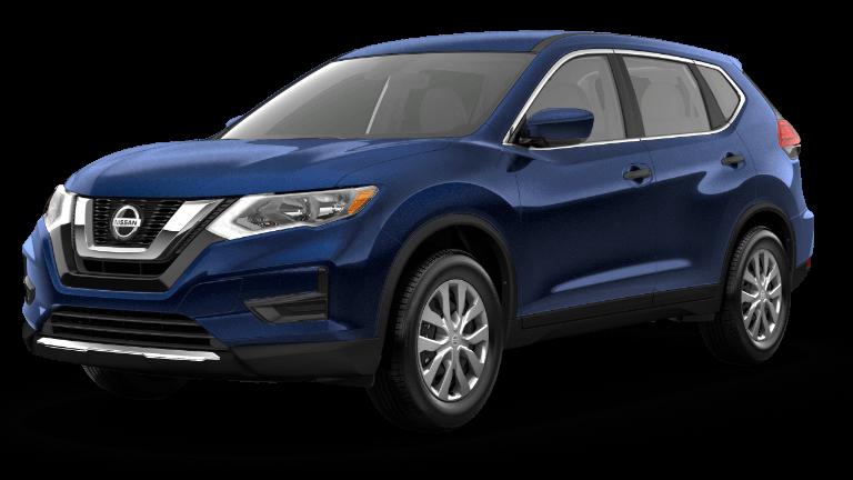 2020 Nissan Rogue S