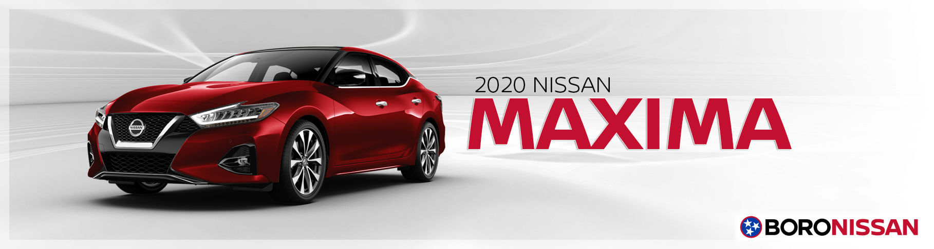 The New 2020 Nissan Maxima Near Nashville, Tennessee
