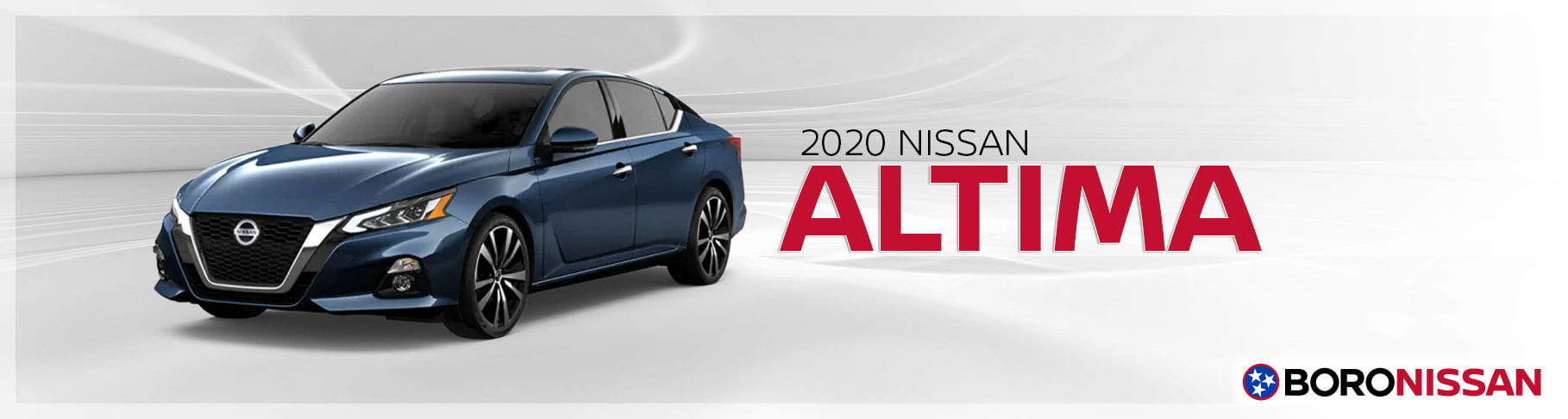 The 2020 Nissan Altima For Sale At Murfreesboro Nissan