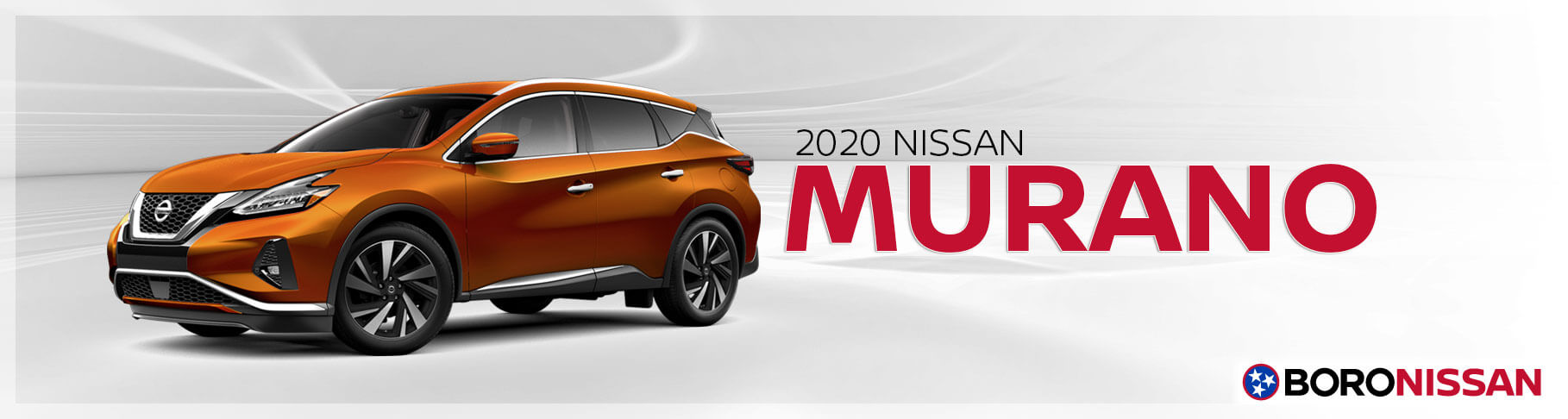 The New 2020 Nissan Murano SUV