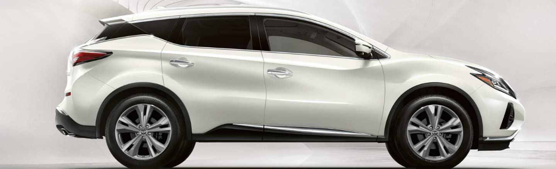 2020 Nissan Murano in White