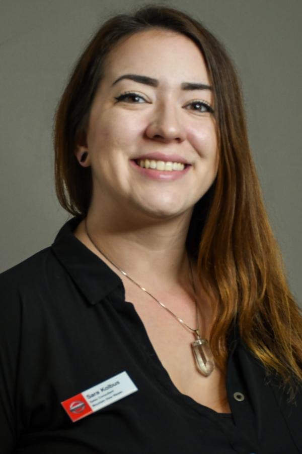 Sara Kolbus Bio Image