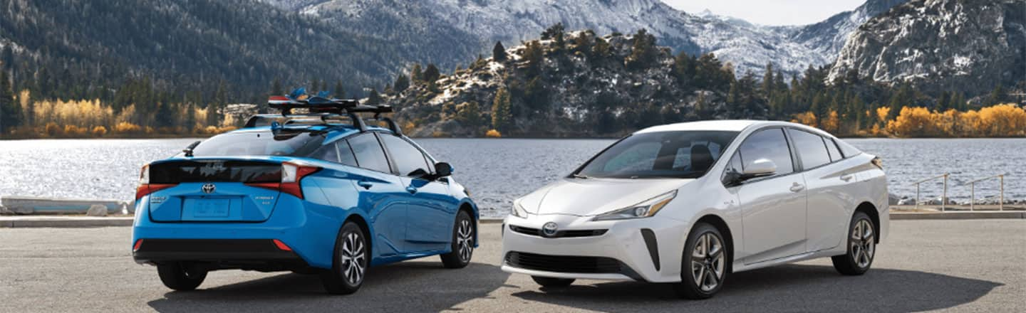Stevinson Toyota East Is Proud To Help Aurora, CO, Drivers 2020 Prius