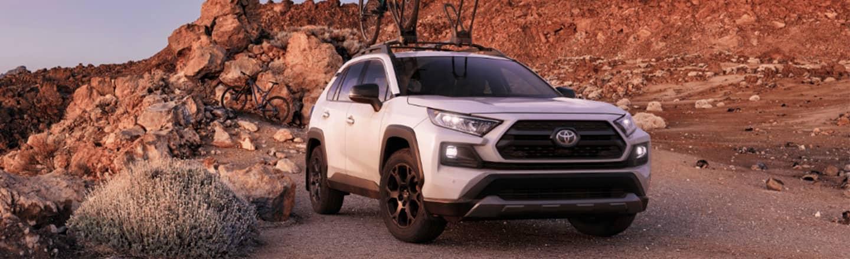 2020 RAV4 Visit Stevinson Toyota East Near Parker, Colorado, Today!