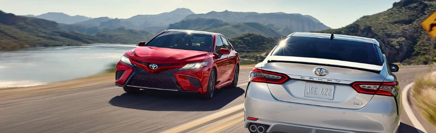 Visit The Stevinson Toyota East Dealership Near Commerce City, CO 2020 CAMRYS