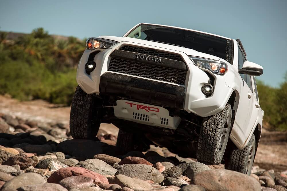 Toyota 4Runner Engine Specs