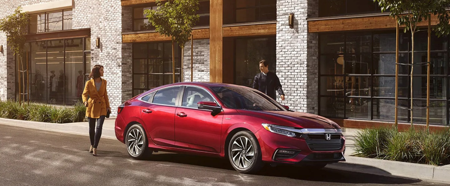 2020 Honda Insight Hybrid in Davis, CA | Shottenkirk Honda of Davis