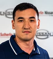 Sean Akhmedjanov Bio Image