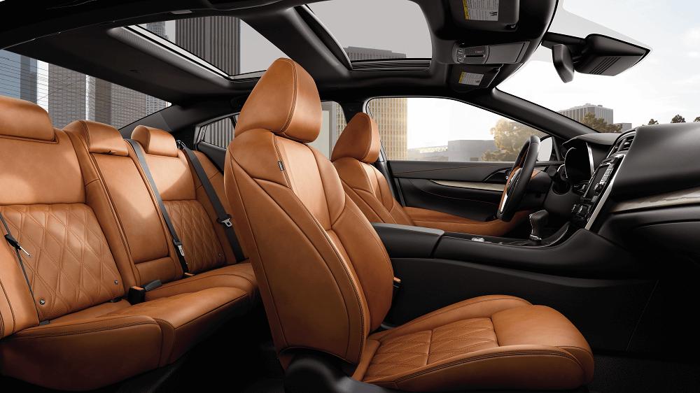 2020 Nissan Maxima Interior Comparison | Greensburg, PA