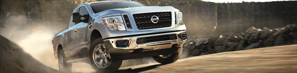 Nissan Titan Comparison | Greensburg, PA