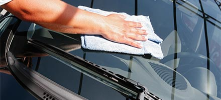 Complimentary Touchless Car Wash