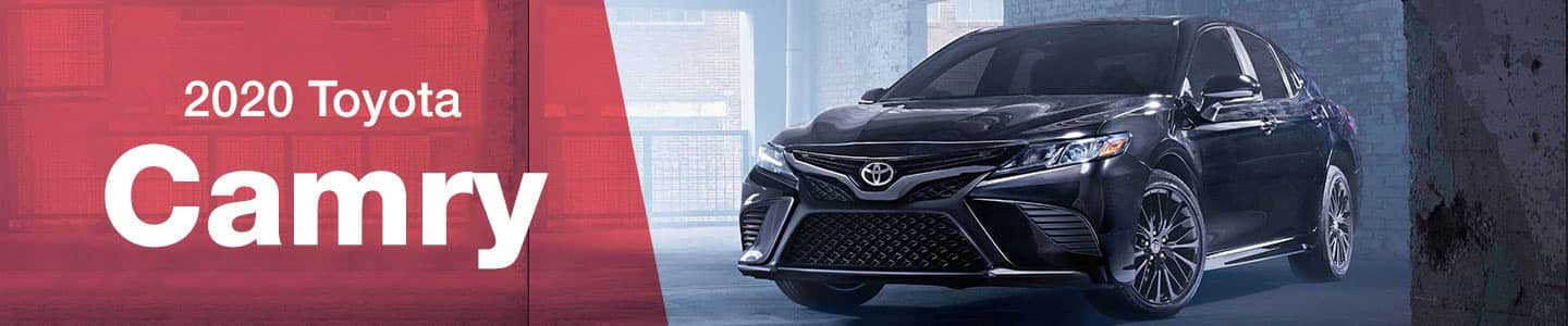 Experience the Fuel-Efficient 2020 Toyota Camry Hybrid in Hermiston, OR