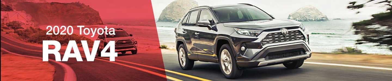 Experience the 2020 Toyota RAV4 SUV Lineup in Hermiston, Oregon