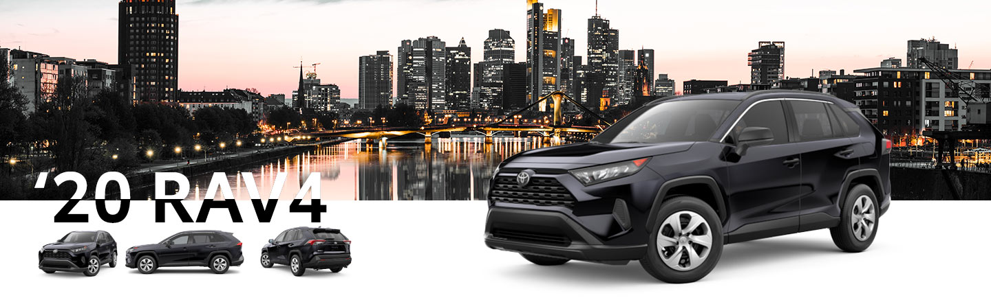 The 2020 Toyota RAV4 Is Now Available At Our Paducah, KY, Car Dealer