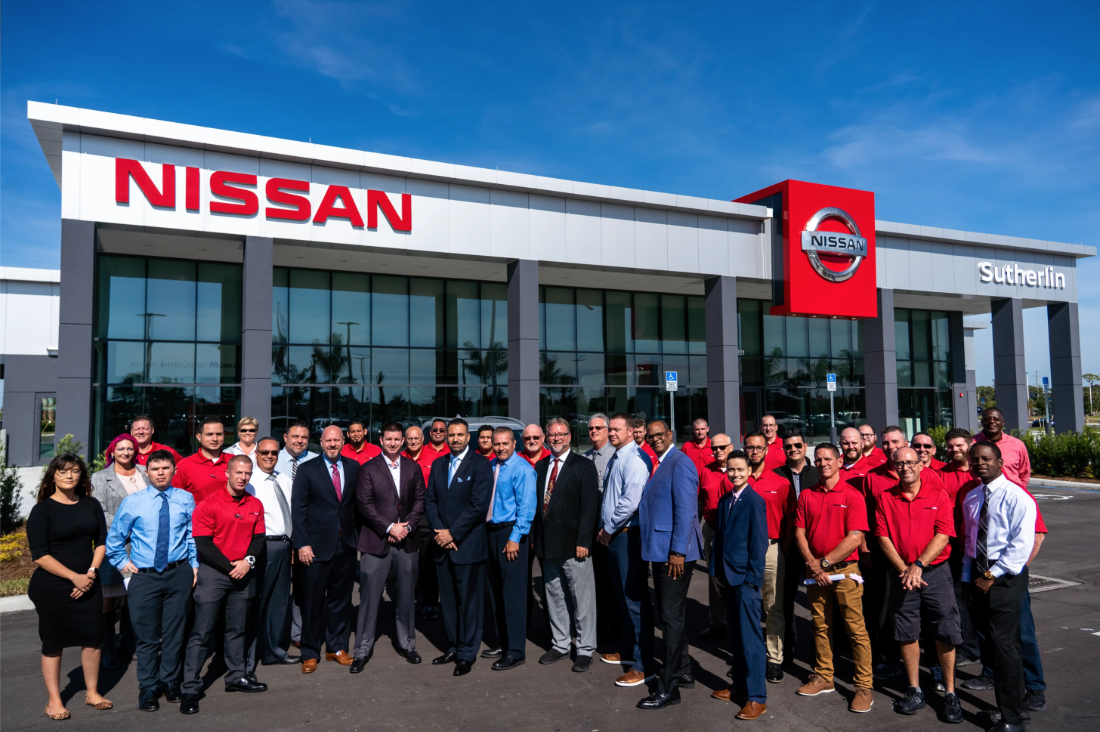About Our Florida Nissan Dealer That Serves Fort Myers And Naples