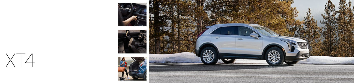 The Sophisticated 2020 Cadillac XT4 SUV Is Available In Garland, TX
