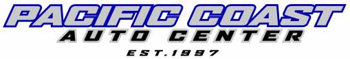 Pacific Coast Auto Center logo