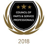 council of parts and service professioanls 2018