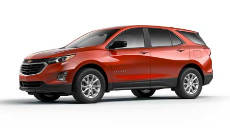 2020 Chevy Equinox <small>FWD LT</small>