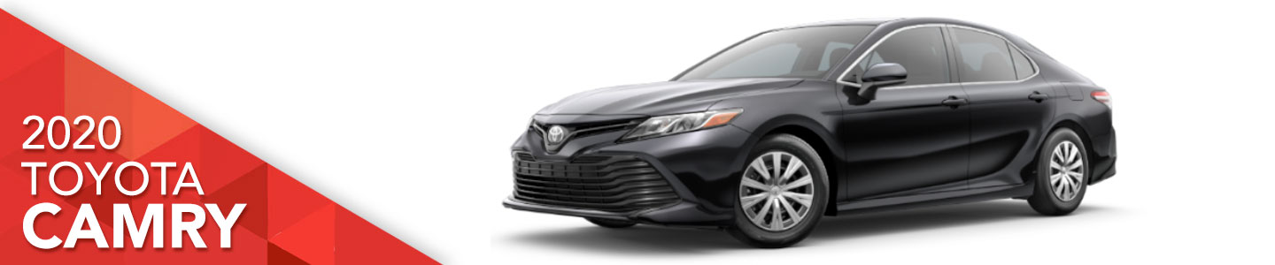 2020 Toyota Camry For Sale Near New Orleans and Covington, LA
