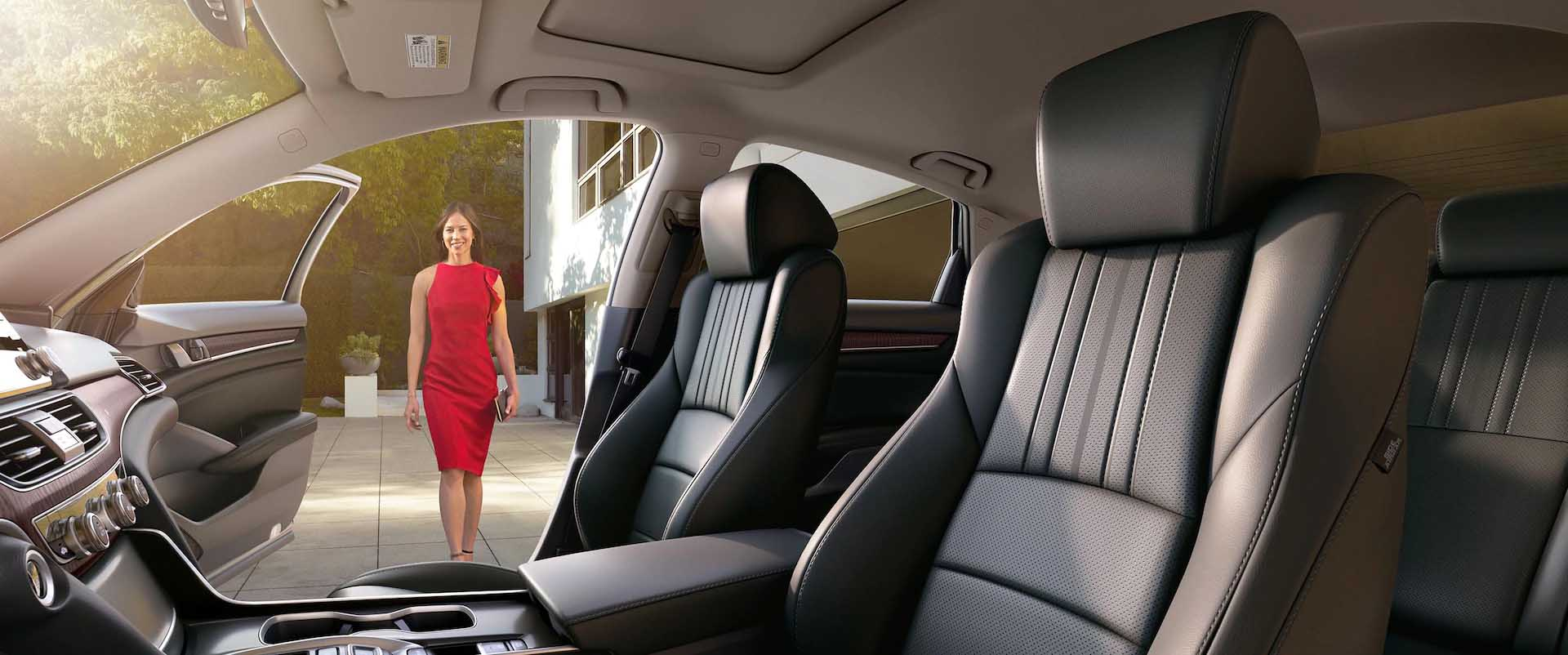 Honda Accord with Sunroof