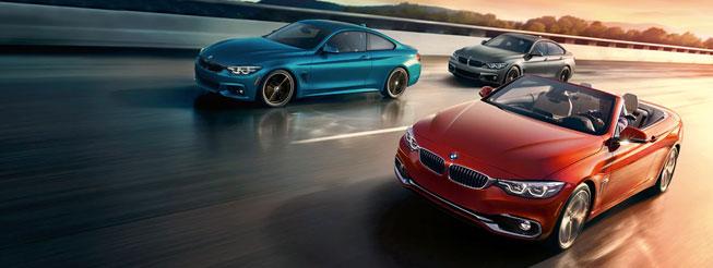 2020 BMW 4series Models