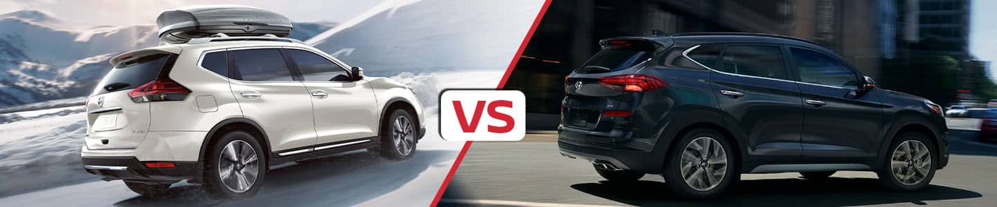 Sutherlin Nissan Of Orlando 2020 Nissan Rogue Vs Tucson