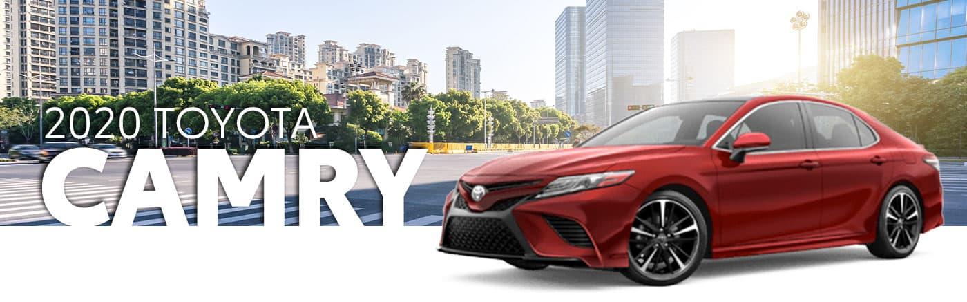Enjoy The 2020 Toyota Camry For Sale In Bastrop, LA Near Monroe