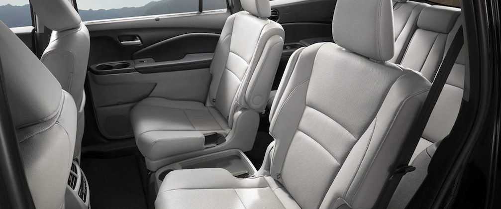 Which 2020 Honda Pilot Has Captain S Chairs Honda Near Columbus