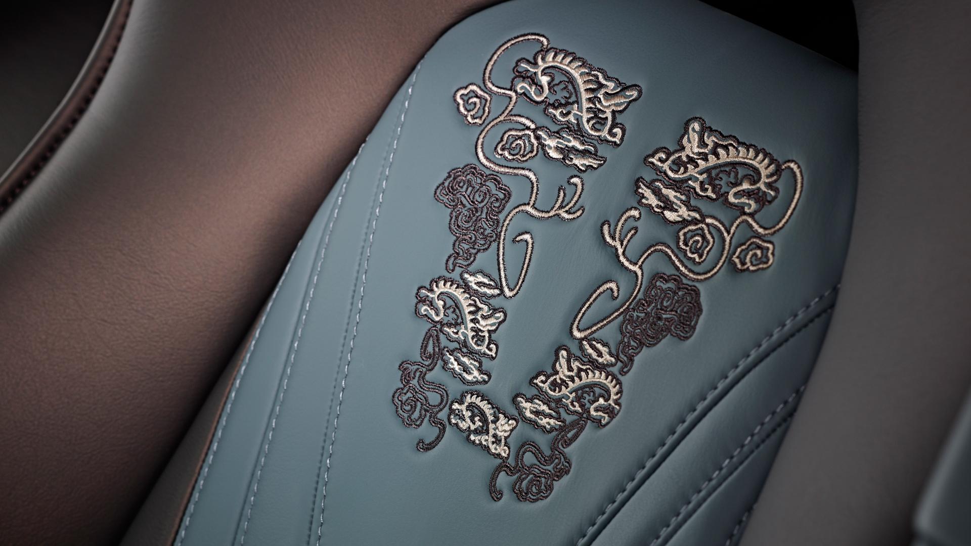 q by aston martin subtle customizations