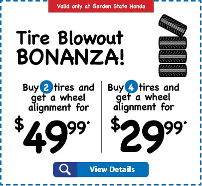 Tire Blowout Bonanza